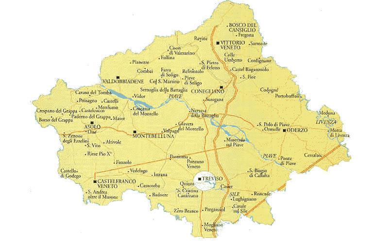 Dal 2015 la provincia di treviso stazione unica for Arredamenti treviso e provincia