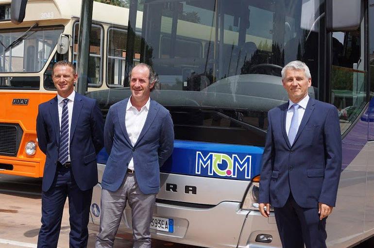 Mobilit Di Marca Luned Sciopero Degli Autobus