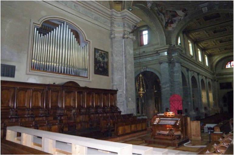 Nuovi suoni per l organo della cattedrale restaurate le 2 for Organo interno codycross