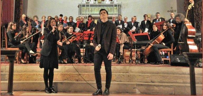 "SOLIGHETTO; concerto ""I sentieri dell'anima"""
