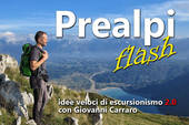 Prealpi Flash - Trekking  alla  Madonnina  del  Collon